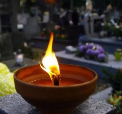 cmentarz otwarty
