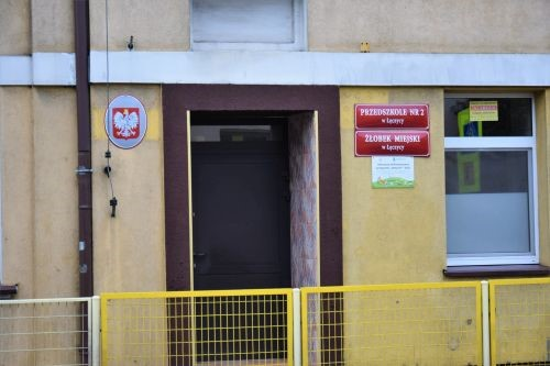 przedszkole zamknięte