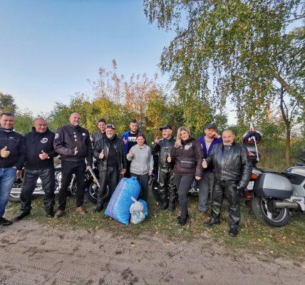 motocykliści z Łęczycy