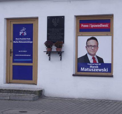 biuro matuszewskiego
