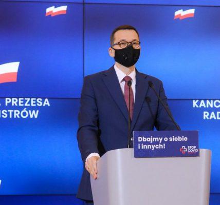 szczepienia premier