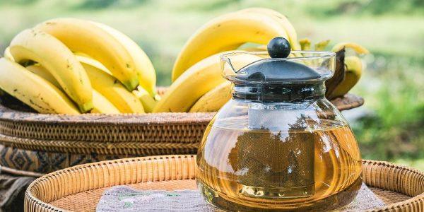 herbata z bananów
