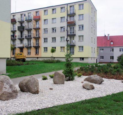 skalny ogródek w ozorkowie