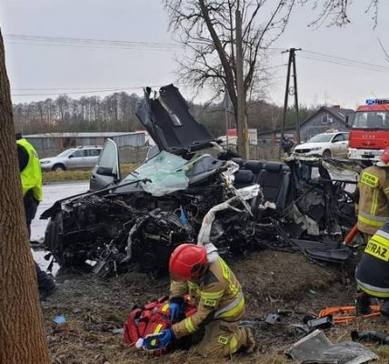 zmarł kierowca bmw