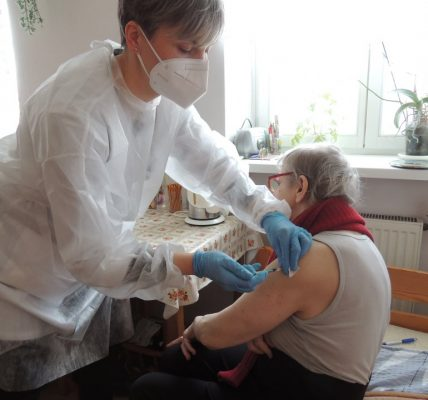 szczepienia dps łęczyca