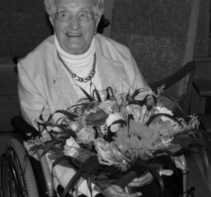 miała 104 lata