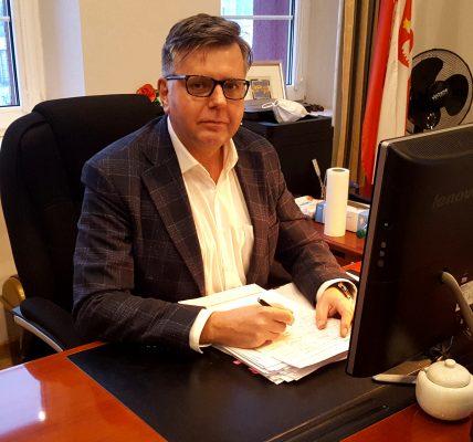 burmistrz ozorkowa