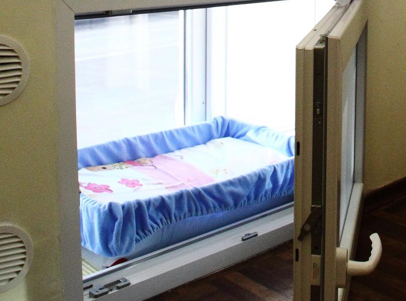 noworodek w oknie życia