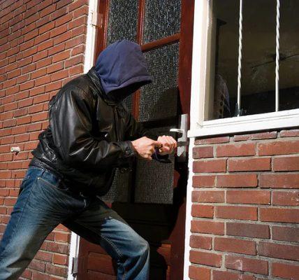 sąsiad namierzył złodzieja