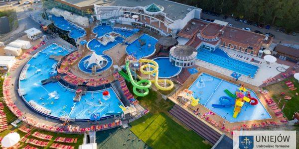 baseny uniejów