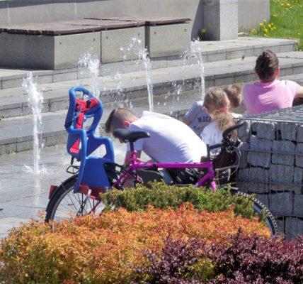 fontanna poddębice