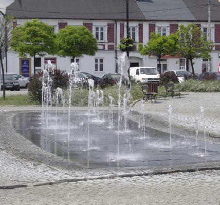 fontanna ozorków