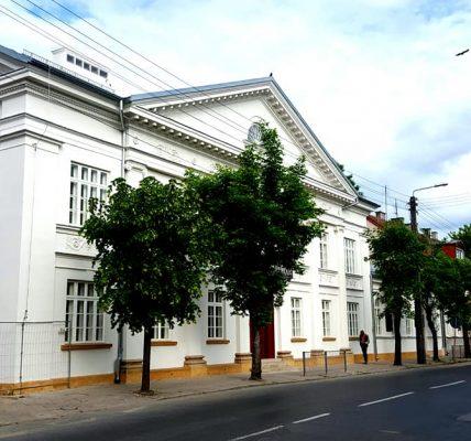 pałac w ozorkowie