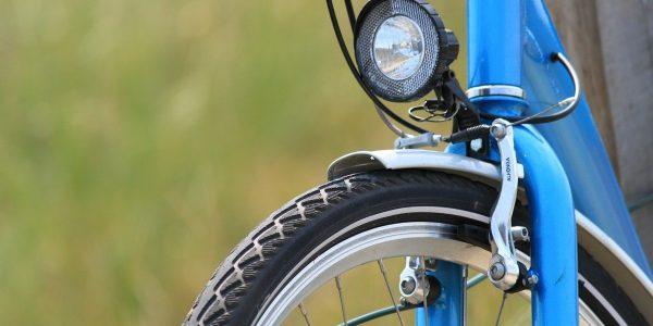 wypadek rowerzystka