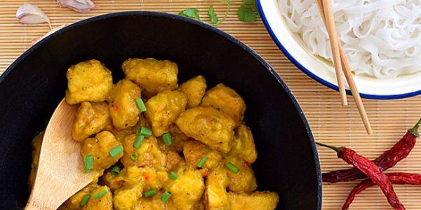 kurczak po azjatycku