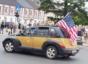parada aut ozorków