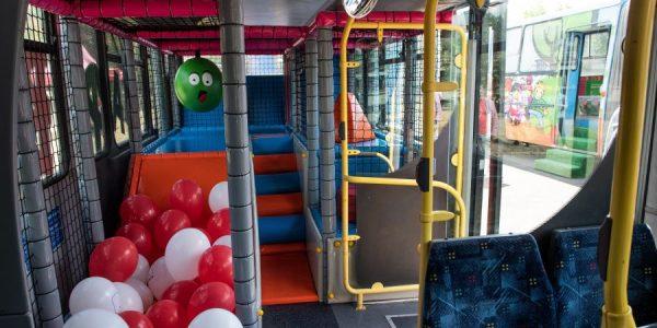 happy bus