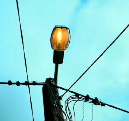 lampa ozorków