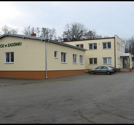 z białorusi do zadzimia