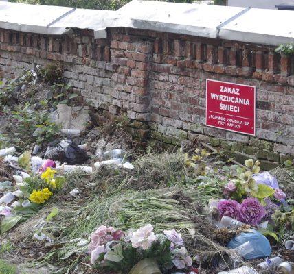 cmentarz ozorków