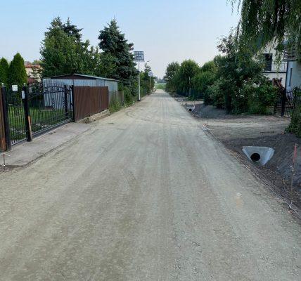 droga gm. łęczyca