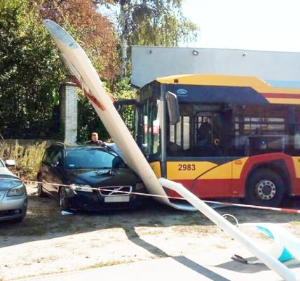 autobus wmpk łódź wypadek