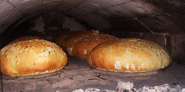łubno chleb