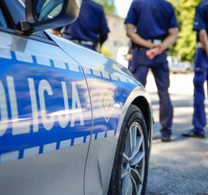 policja akcja