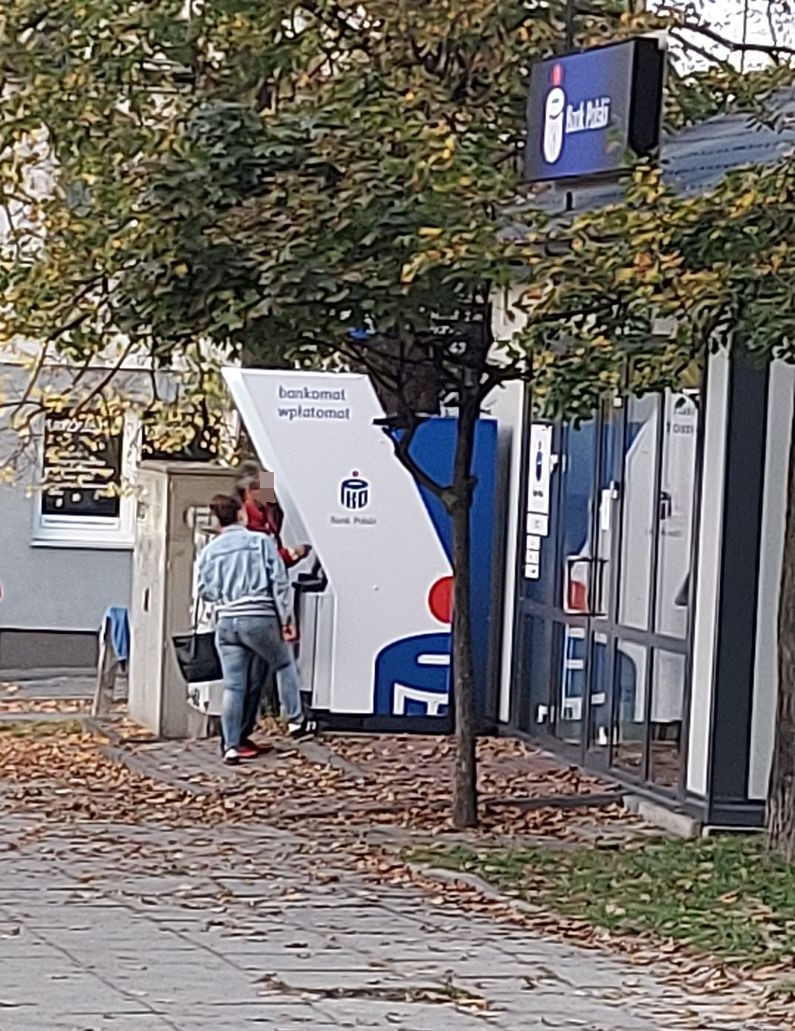 bankomaty ozorków