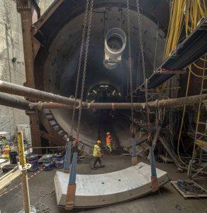 łódź tunel średnicowy